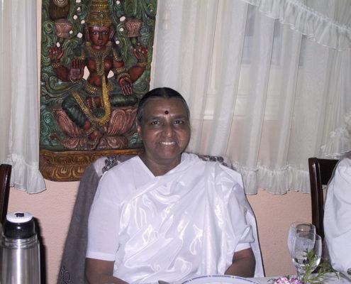 Fallecimiento de la Dra. Geeta S. Iyengar