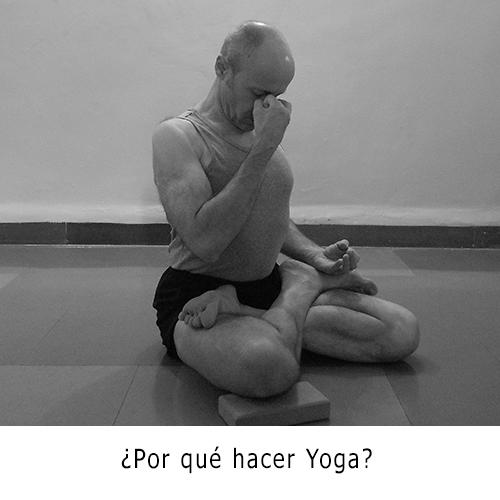 ¿Por qué hacer Yoga?
